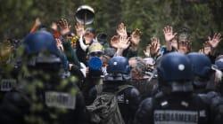 Affrontements en marge d'un rassemblement pro-zadistes à