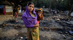 India Should Not Forcibly Return Ethnic Rohingya Refugees To Myanmar, Says Human Rights