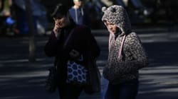 Cuarta tormenta invernal y frente frío 20 causarán bajas temperaturas en el