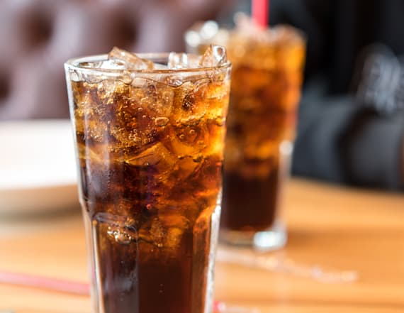 Diet soda can put people at risk for early death
