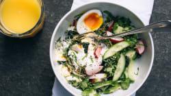 Desayunar ensalada es todo lo que necesitas para empezar tu