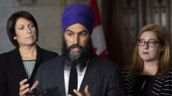 Liberals Won't Extend 'Leader's Courtesy' To Singh In B.C.