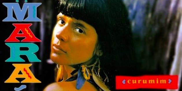 Lançado em 1991, 'Curumim' foi um dos álbuns de maior sucesso de Mara Maravilha.