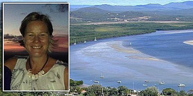 Donna Steele's body was found dumped at a popular fishing spot.