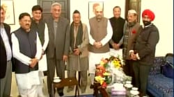 Congress Leader Yashpal Arya Joins BJP Ahead Of Uttarakhand