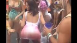 La copine de Neymar en très grande forme au carnaval de
