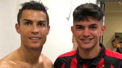 La foto de Cristiano Ronaldo y sus detalles escandalosos y