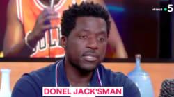 L'humoriste Donel Jack'sman explique ce qui l'a fait changer d'avis alors qu'il ne voulait pas porter