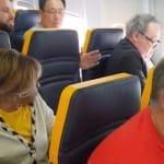 Une altercation raciste sur un vol RyanAir fait le tour du monde, la police