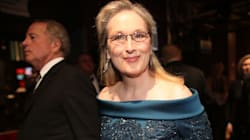 Meryl Streep's Face After That Oscars Gaffe Should Win All The