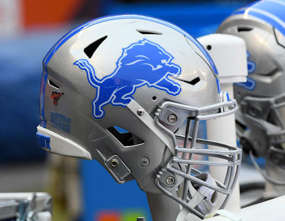 Lions being investigated over QB injury report