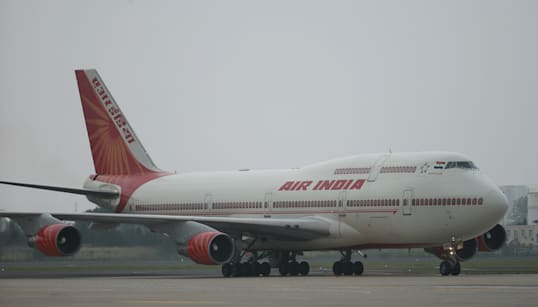 'Drunk' Air India Operations Director Suspended For 3