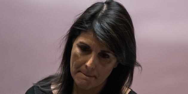 """""""Pays de merde"""": l'ambassadrice américaine à l'ONU exprime ses """"regrets"""" au groupe africain"""