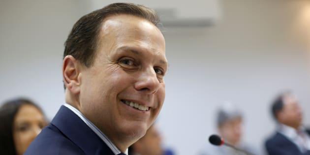 João Doria foi o mais votado no 1º turno e disputará cadeira de governador com Márcio França.