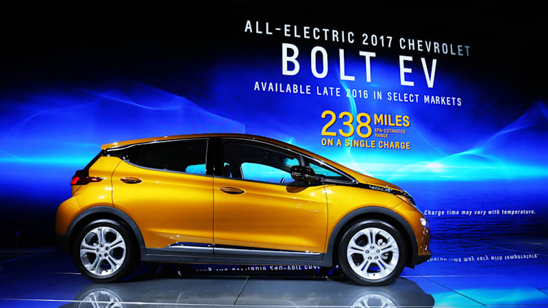 General Motors Co On Thursday Said It Has No Plan To Cut The Sticker Price Its Electric Chevrolet Bolt Sedan After A Federal Tax Credit Drops By Half