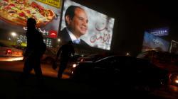 Al Sisi arrasa en las elecciones de Egipto y el segundo puesto es para el voto