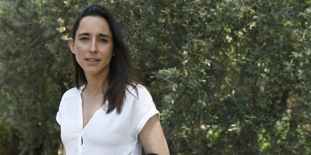 Brune Poirson est secrétaire d'Etat rattachée à Nicolas Hulot.