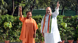 Amit Shah Told Me I'll Be CM Only A Day Before Swearing-In, Says Yogi