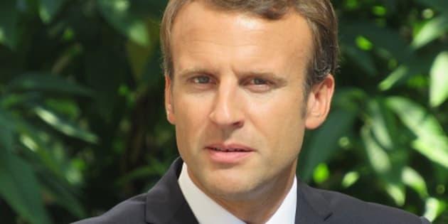 Le dernier message de la visite d'Emmanuel Macron en Grèce.