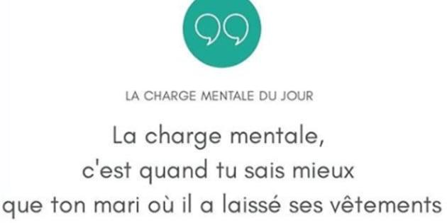 Une compte instagram pour parler de la charge mentale.