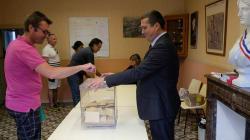 Baja participación en elección presidencial de