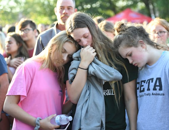 Report: Texas shooter taunted students during attack