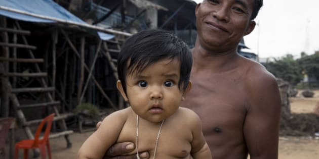 Cambodia's babies can be protected with a simple nutrient.