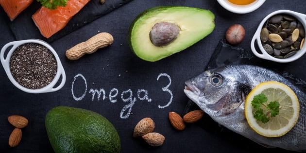 L'inefficacité des oméga-3 démontrée dans une nouvelle étude