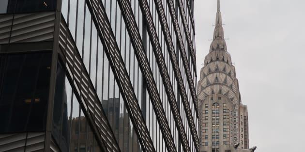 Le Chrysler Building, l'un des bâtiments les plus iconiques de New York, est en vente selon le Wall Street Journal.