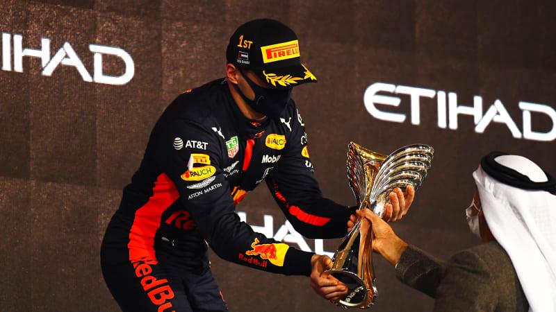 Max Verstappen wins season-ending Abu Dhabi Grand Prix