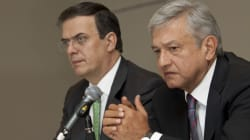 López Obrador buscará aliarse con Ebrard y asegura que defenderá al
