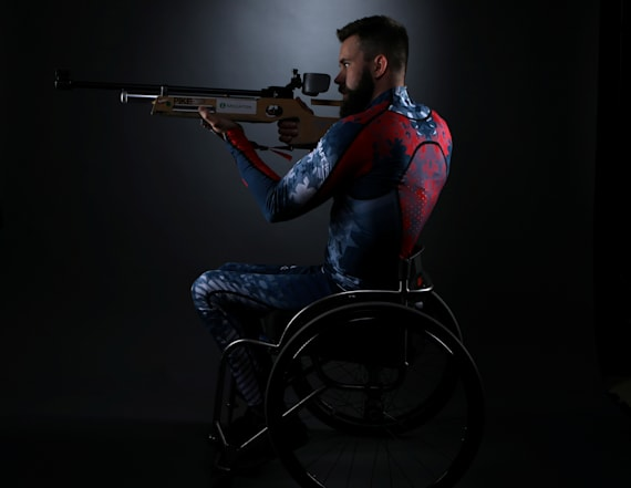 Incredible portraits of the 2018 U.S. Olympic team