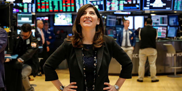 Stacey Cunningham va être la première femme à diriger Wall Street