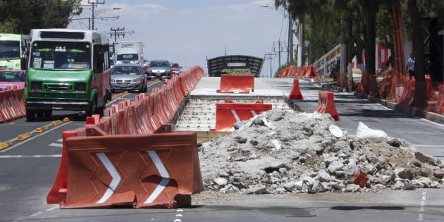 CDMX pierde cada día 2.5 mdp por suspensión de obras