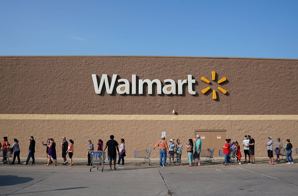 Walmart discovers why the 'last mile' is the hardest - AOL