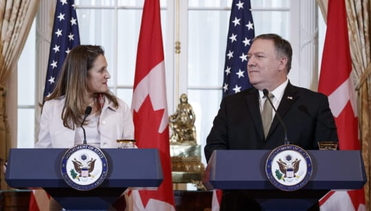 Chinese Death Sentence Against Canadian Is 'Politically Motivated': U.S.