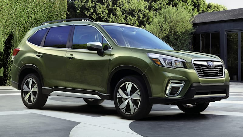Subaru Forester 2020 Review.2020 Subaru Forester Adds Rear Seat Reminder Slightly