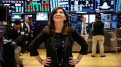 Wall Street va être dirigé par une femme pour la première fois, 226 ans après sa