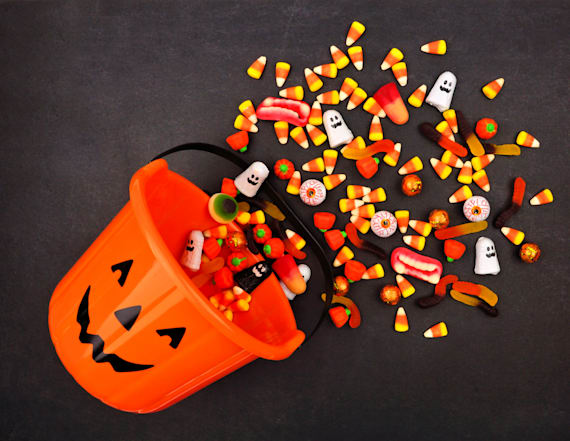 These are America's top favorite Halloween candies