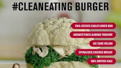 KFC's 'Clean Eating Burger' Is Making A Lot Of People