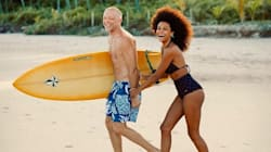 Vincent Cassel et Tina Kunakey partagent leur joie avec une photo de leurs vacances au