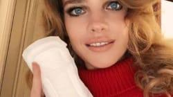 Pourquoi Natalia Vodianova partage-t-elle une photo de sa