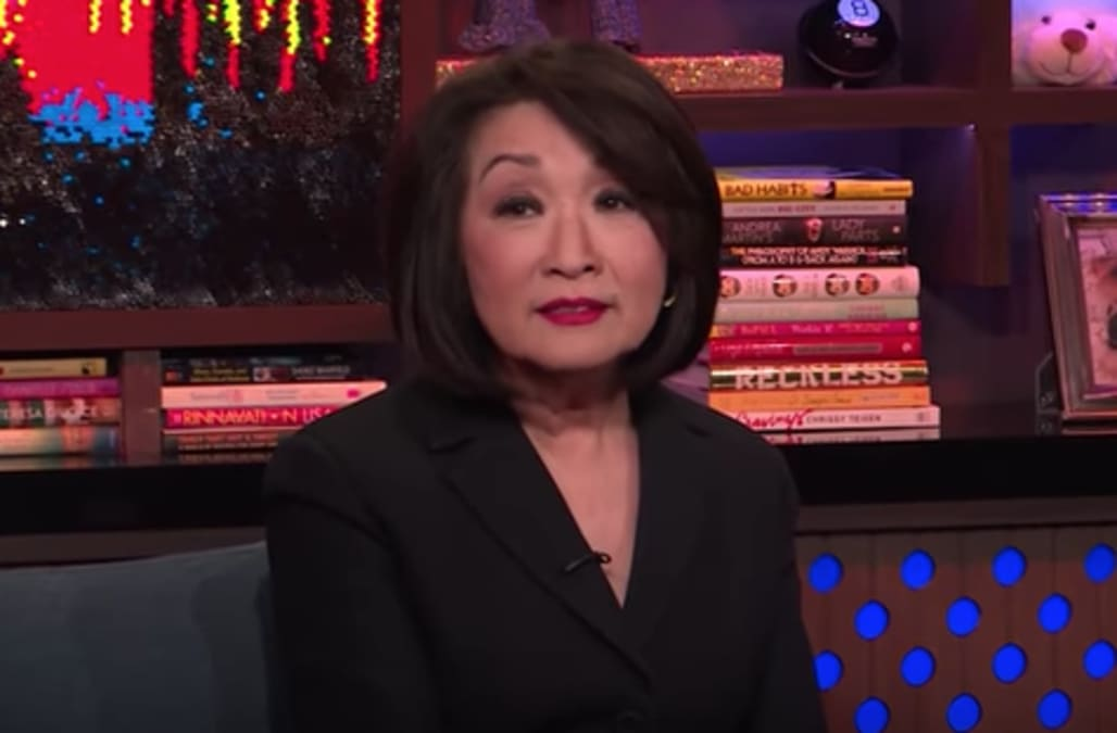 Connie Chung says she was sexually harassed 'every day' as