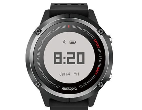 Save $30 on this GPS sport watch right now
