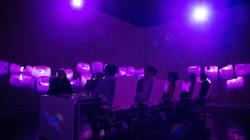 Pantone elige el ultravioleta como el color de