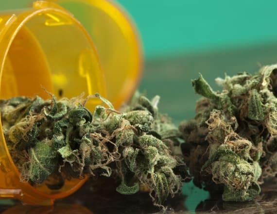 Vermont's governor vetoes recreational marijuana