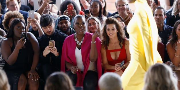 Leslie Jones a volé la vedette lors de ce défilé de la Fashion Week de New York