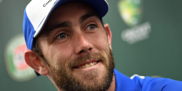 He looked chirpy enough at a press conference this week ahead of Sunday's first One Dayer against New Zealand.