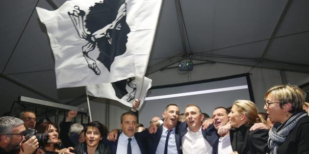 """Les chefs de file de la coalition """"Pè a Corsica"""" (Pour la Corse) Gilles Simeoni et Jean-Guy Talamoni sont reçus ce lundi 22 janvier par le premier ministre Edouard Philippe."""