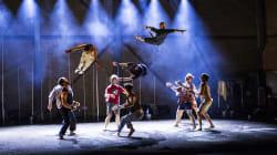 BLOGUE Festival Montréal Complètement Cirque: un époustouflant «Backbone» à la